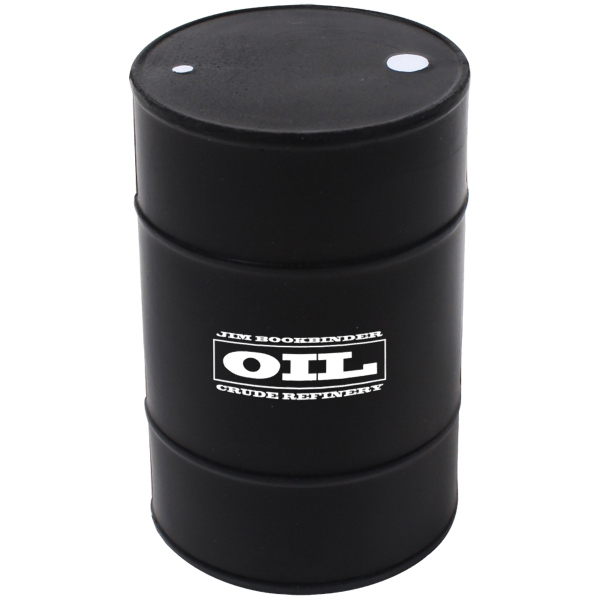 Promotional 55 Gallon Drum Stress Reliever