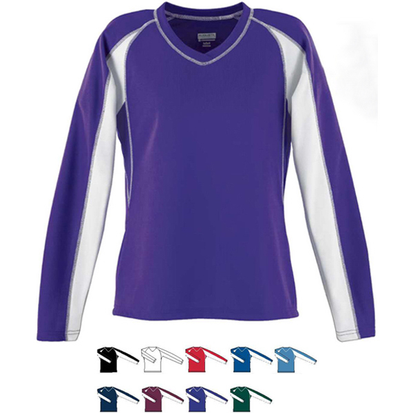 Personalized Ladies Wicking Mesh Charger Jersey