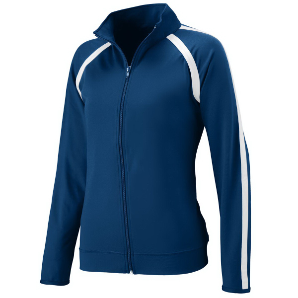 Promotional Ladies Poly/Spandex Jacket