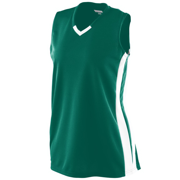 Printed Ladies Wicking Mesh Powerhouse Jersey