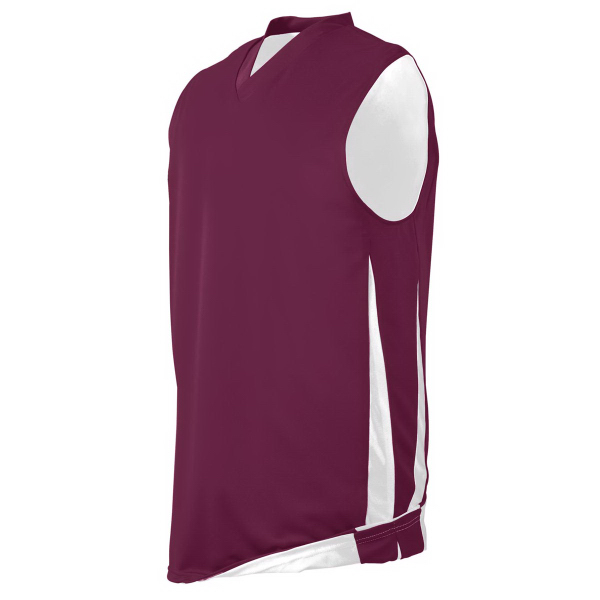 Imprinted Adult Reversible Wicking Game Jersey