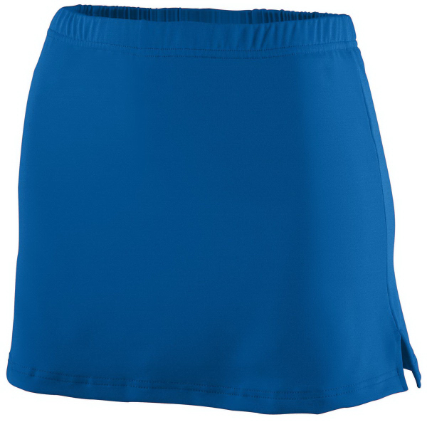 Imprinted Ladies Poly/Spandex Team Skort
