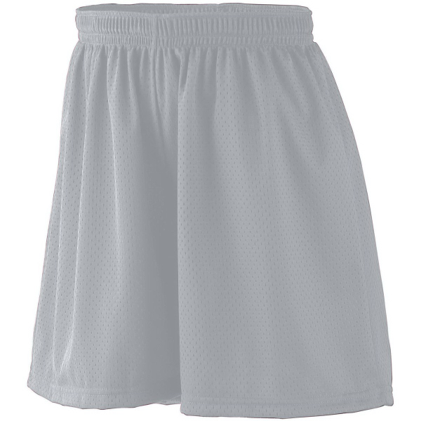 Customized Ladies Tricot Mesh Short/Tricot Lined
