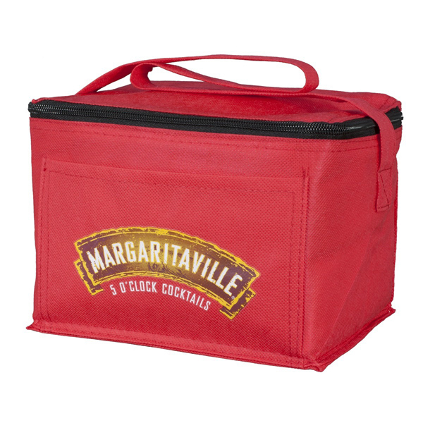 Personalized Explorer 6-Pack Cooler - Non-Woven
