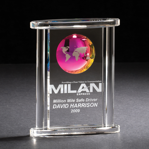 Promotional Spectrum Globe Award