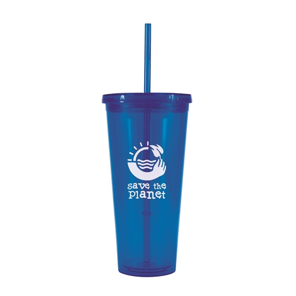 Promotional 22 oz Freedom Tumbler
