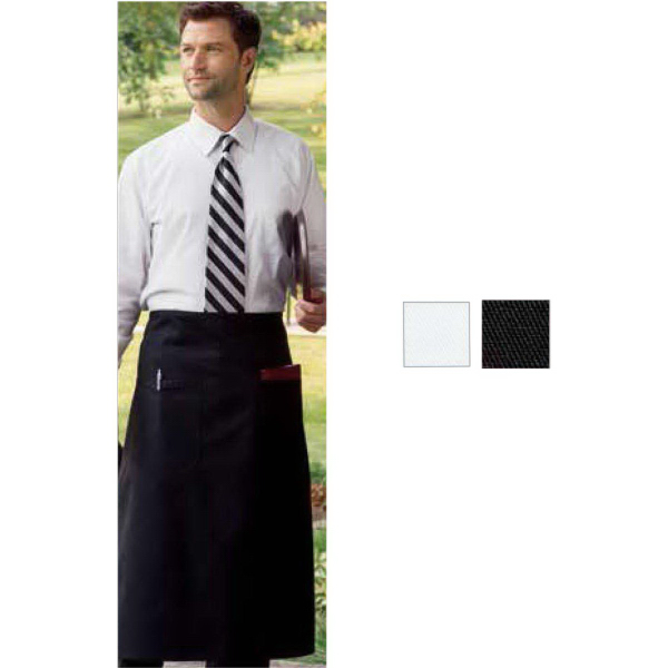Personalized Two-Pocket Bistro Apron