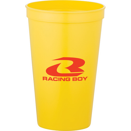 Promotional Rally 22-oz. Stadium Cup