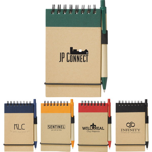 Promotional The Recycled Jotter and Pen