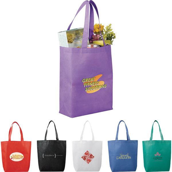 Imprinted The Apollo Grocery Tote
