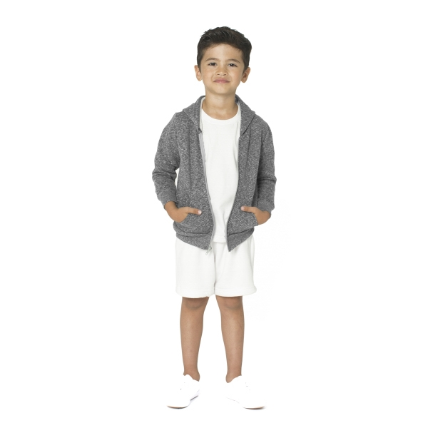 Customized Kids Salt and Pepper Zip Hoody