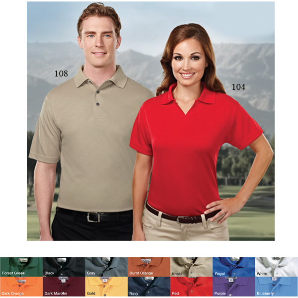 Customized Tenacity - Men's Micromesh Golf Shirt