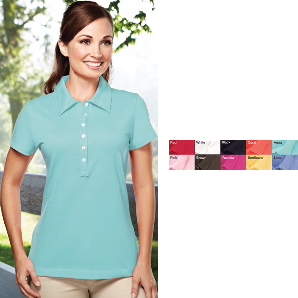 Customized Attraction - Women's Adorable Golf Shirt