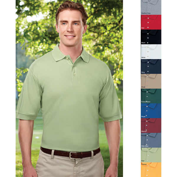 Printed Caliber - Men's Golf Shirt