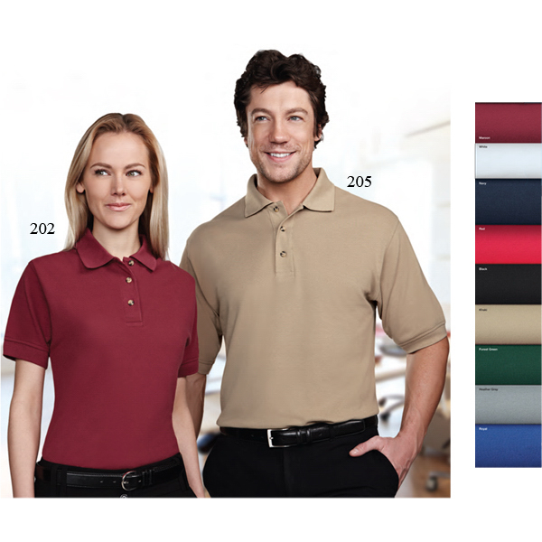 Promotional Tradesman - Men's Pique Golf Shirt