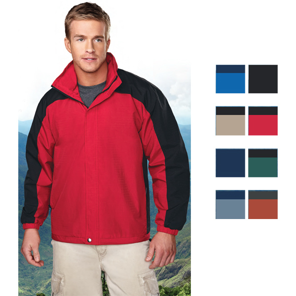 Personalized Meridian - Windproof/Water Resistant Jacket