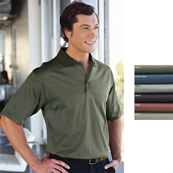 Custom Fremont - Men's Cotton Golf Shirt