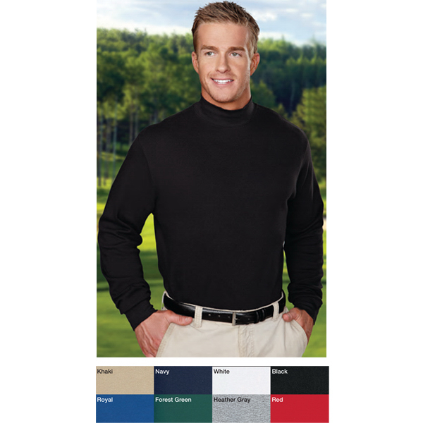 Custom Graduate - Interlock Mock Turtleneck