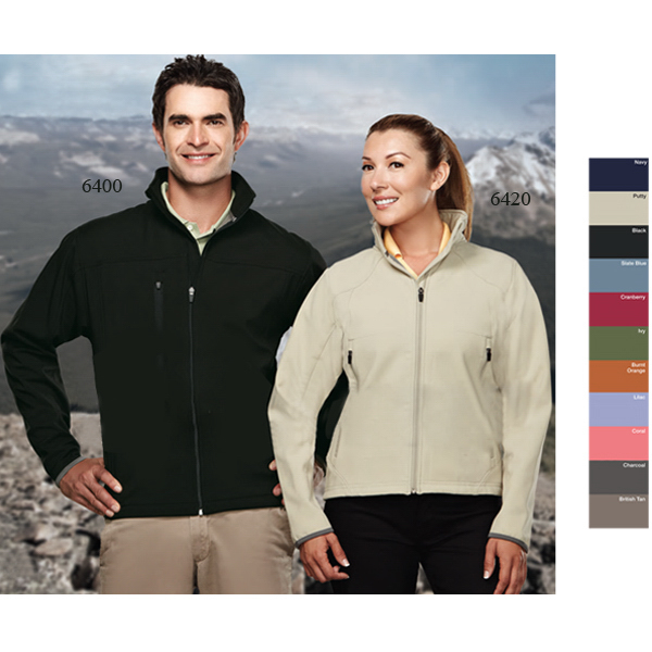 Promotional Flight - Men's Soft-Shell Jacket