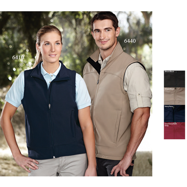 Personalized Zeal - Women's Soft-Shell Vest