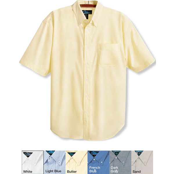 Custom Retro - Men's Oxford Dress Shirt