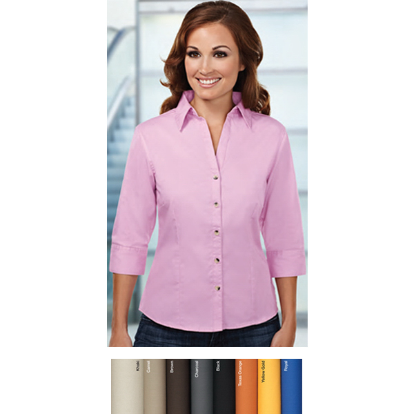Promotional Affinity - Women's Open Neck Shirt