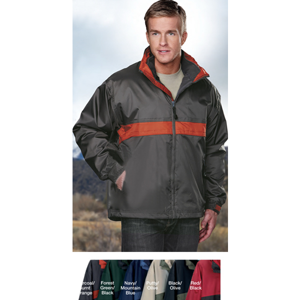 Imprinted Connecticut 3-In-1 System Jacket