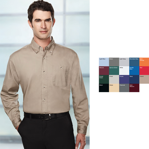 Custom Executive - Men's Cotton Twill Shirt