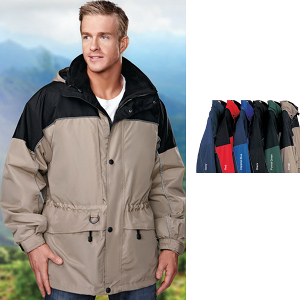 Customized Colorado 3-In-1 System Parka