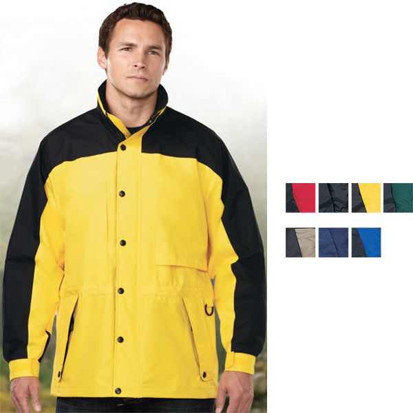 Printed Climax - Windproof/Water Resistant Jacket