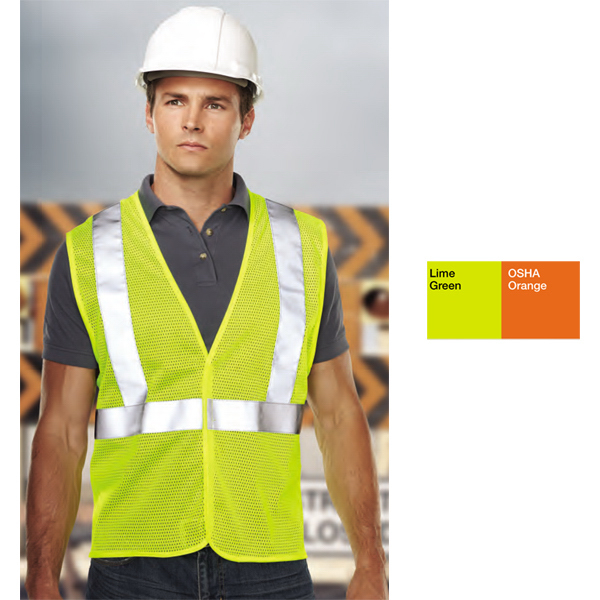 Custom Zone - Safety Vest