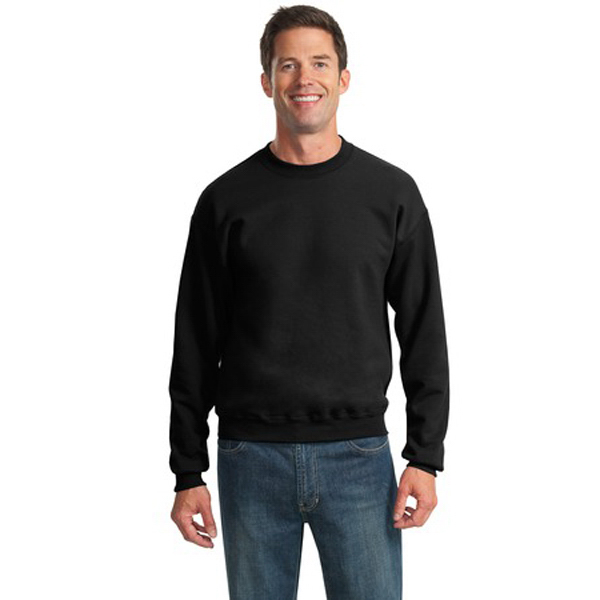Imprinted Jerzees® NuBlend (R) crewneck sweatshirt