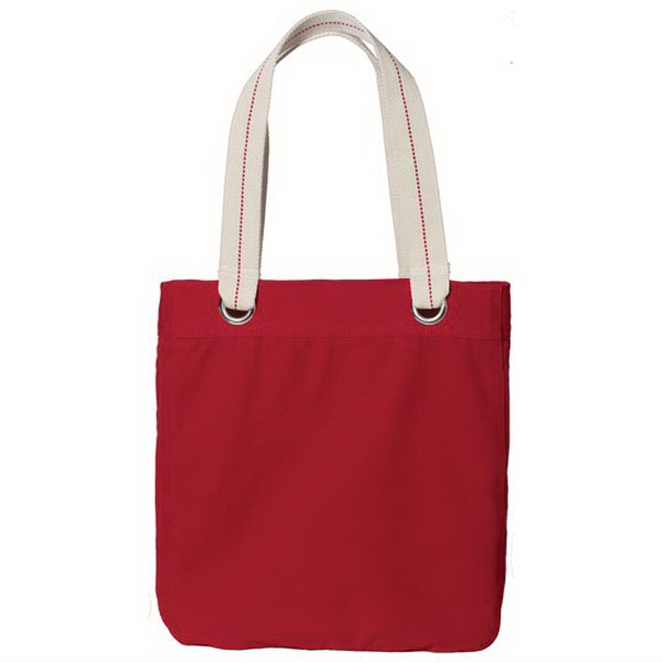 Printed Port Authority® allie tote