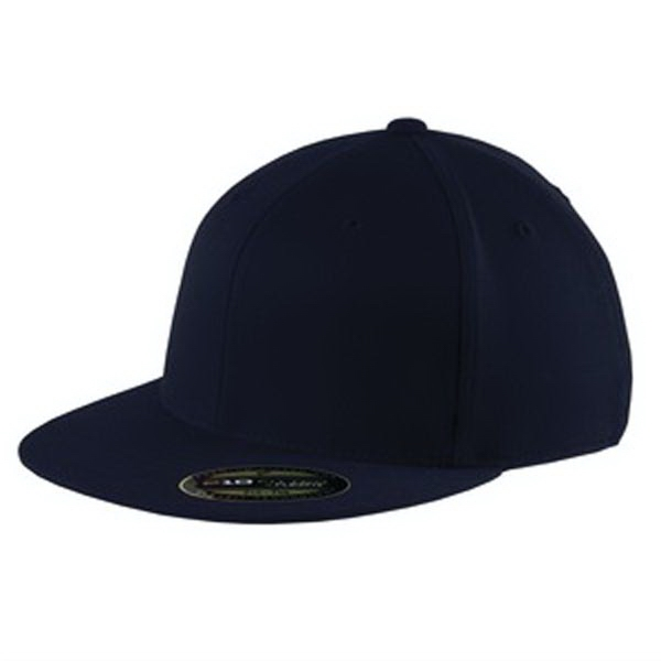 Custom Port Authority® Flexfit® flat bill cap