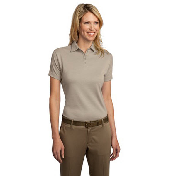 Promotional Port Authority® Ladies' Pima Cool technology sport polo
