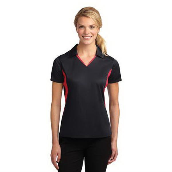 Customized Port Authority® Ladies' Sport-Tek® Sport-Wick® polo