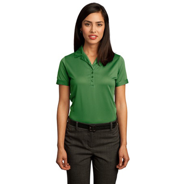 Customized Red House® Ladies' performance pique polo