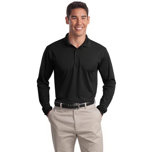 Personalized Port Authority® Sport-tek® long sleeve Sport-wick®shirt