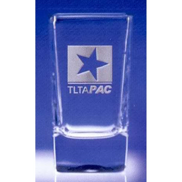 Printed Super Shot Glass - 2.75 oz