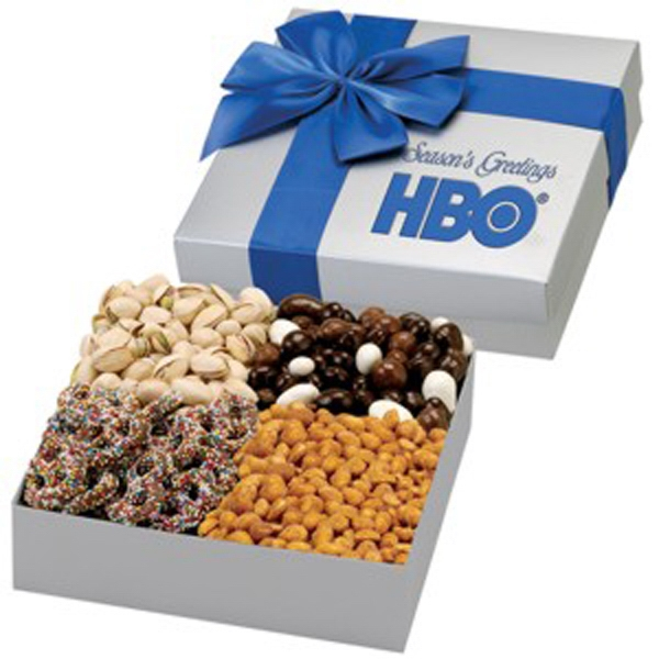 Custom Elegant Box / Executive Treat Sampler