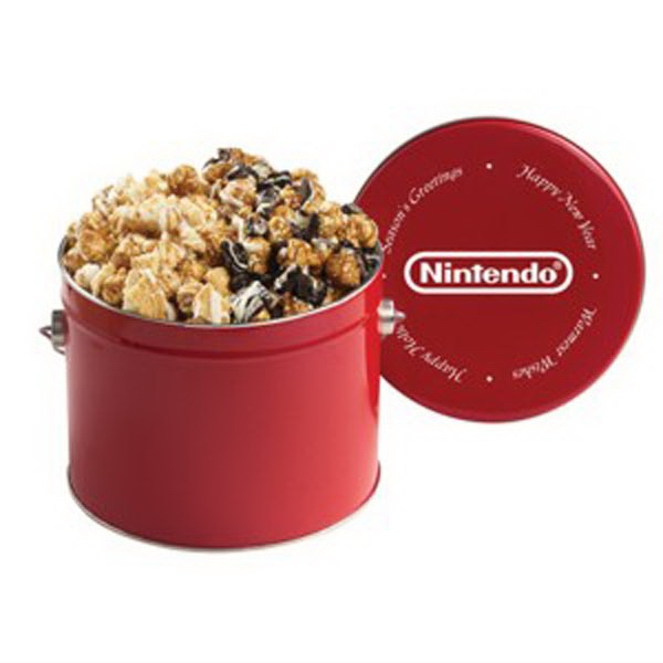 "Custom Cookie Sensation / 1/2"" Gallon Tin"