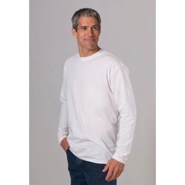 Printed Long Sleeve Tee Dri-Balance(TM) with Insect Shield(R)