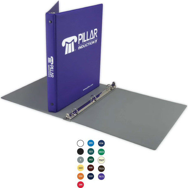 Custom Classic Ring Binder