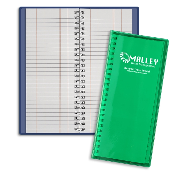 Personalized Flexible Tally Book
