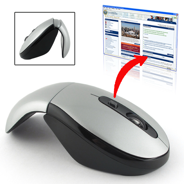 Promotional Wireless Webkey E-Mouse