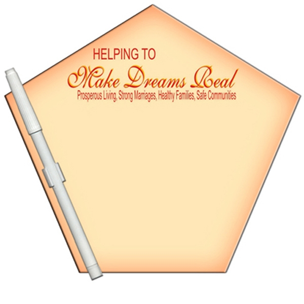 Customized Church Erasable Memo Board