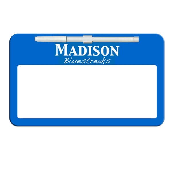 Custom Rectangle Erasable Memo Board