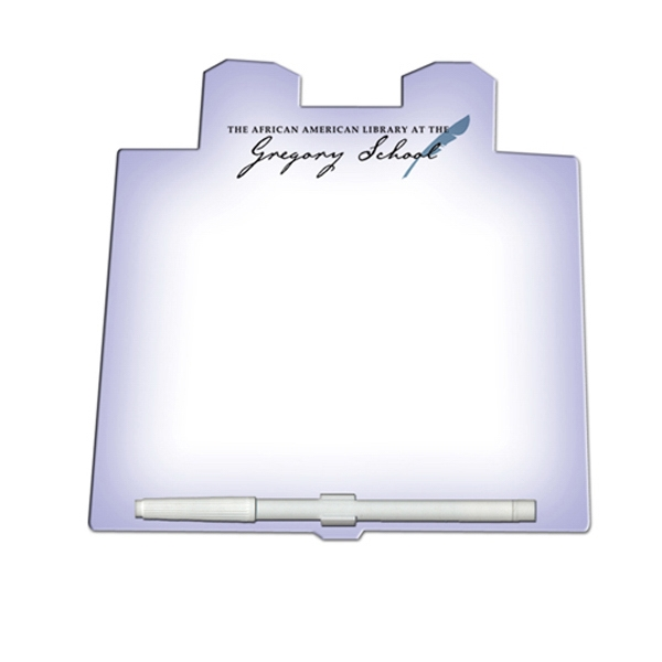 Promotional Castle Erasable Memo Board