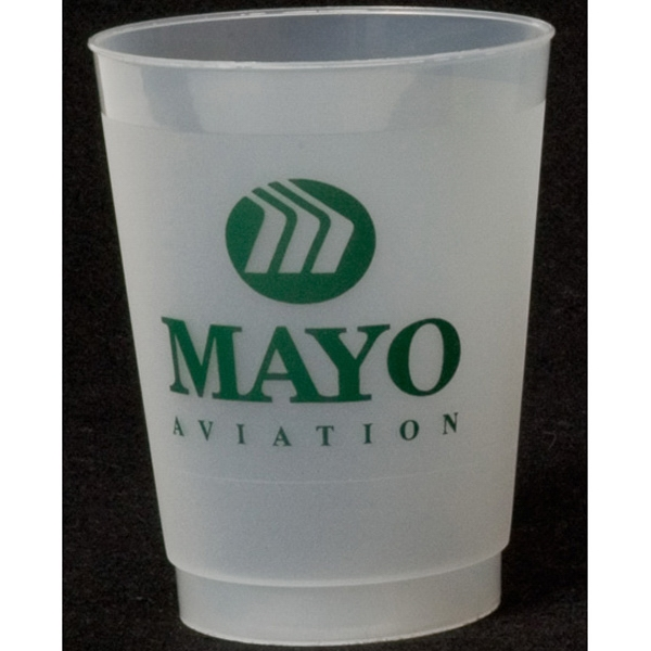 Promotional Frosted tumbler - 10 oz