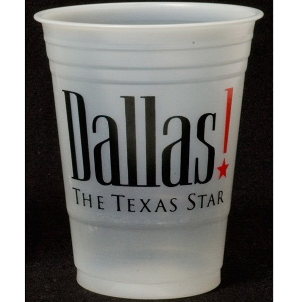 Promotional Thermoform tumbler - 16 oz